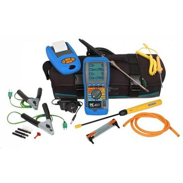 Kane 457 Flue Gas Analyser Pro Kit