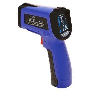Citec Infrared & K-Type Thermometer with Humidity