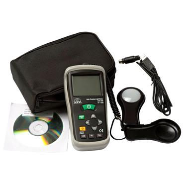 ATP USB Logging Light Meter with Calibration Certificate