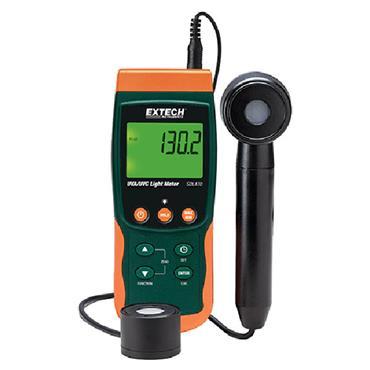 Extech SDL470 UVA/UVC Light Meter/Datalogger
