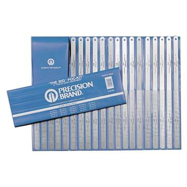 PRECISION BRAND 19990 Steel Feeler Gage Assortments