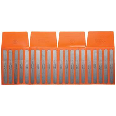 PRECISION BRAND 09740 Metric Steel Feeler Gage Assortment