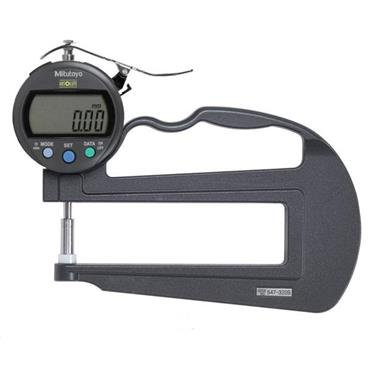 "Mitutoyo 547-320S 0-0.4"" ABS Digital Thickness Gauge"