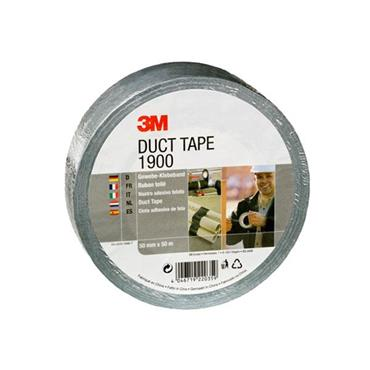 3M 1900 General Purpose Cloth Duct Tape 50mm X 46.7m