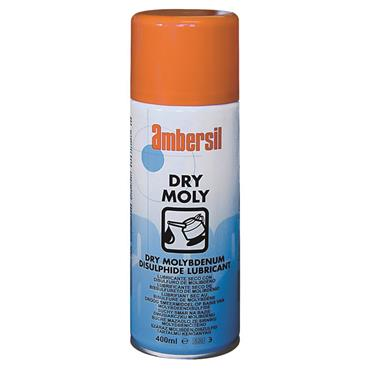 Ambersil 31576 400ml Dry Molybdenum Disulphide Lubricant