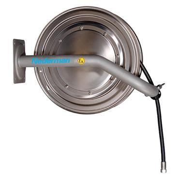 Nederman 30804686 Series 886 Ex Stainless Steel Hose Reel