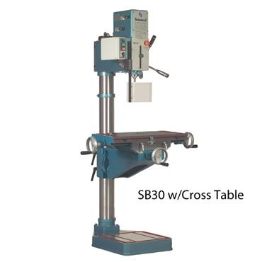 Scantool SB30 /SB30 AUT Geared Head Drill Press