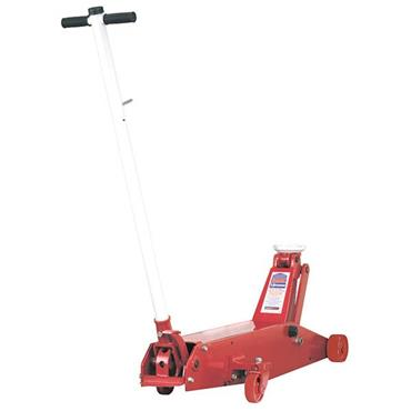 SEALEY 10QJ Trolley Jack 10 Ton Long Reach