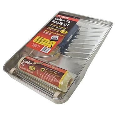WOOSTER Golden Flo™ Roller Frame Kit