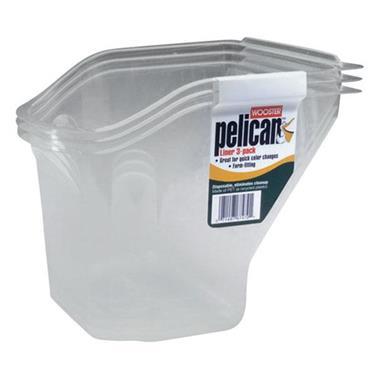 WOOSTER PELICAN® Bucket  Liner 3 Pack