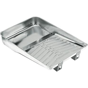 """WOOSTER 11"""" Deluxe Metal Paint Tray"""