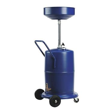 SEALEY AK450DX Mobile Oil Drainer 75ltr Pump Away