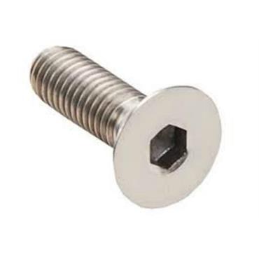 APEX Stainless Steel M8 Socket Head CounterSunk Screws