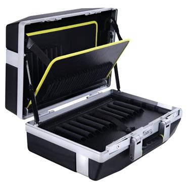 Raaco 475 x 200 x 360mm Black Premium Tool Case - L-67