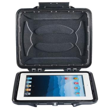 Peli ProGear 252 x 197 x 20mm Black HardBack Case with Liner for Tablets/iPad - 1065CC