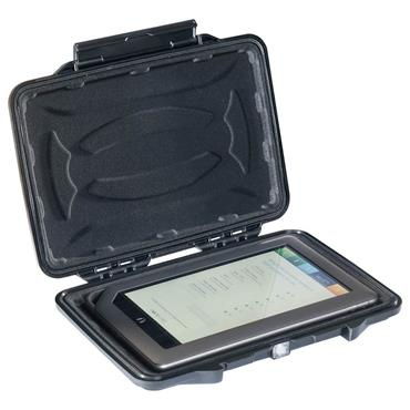 Peli Progear 217 x 140 x 22mm Black HardBack Tablet Case - 1055CC