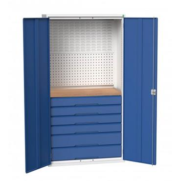 Bott 6-Drawer Verso Workshop Kit Cupboard