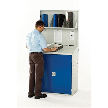 Bott 16929218.11 1-Drawer Verso Economy Cupboard