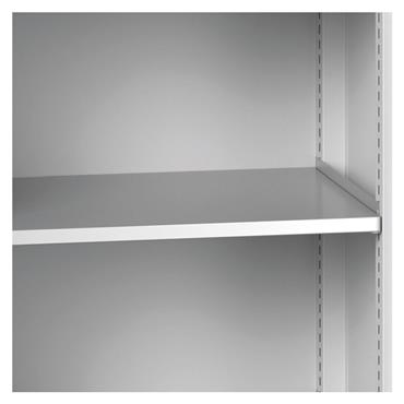 Bott Verso Roller Shutter Cupboard with Extra Shelf