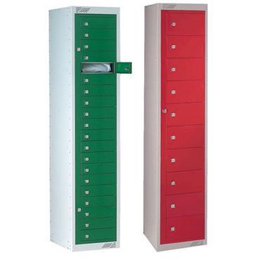 Link Garment Dispenser and Collectors