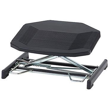 Score Basic 952 Black Adjustable Footrest