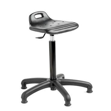 Rhodes + Scholes PS2 Black Posture Stool