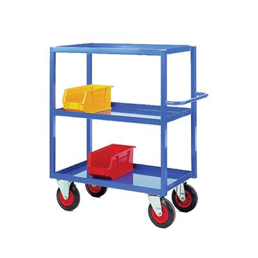 CITEC TT350 Series Steel Trolleys
