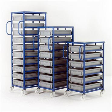 CITEC Mobile Tray Racks CT200 Series