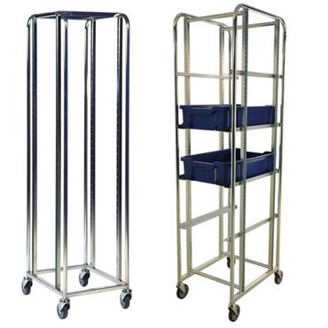KM Flexible Bin Trolley