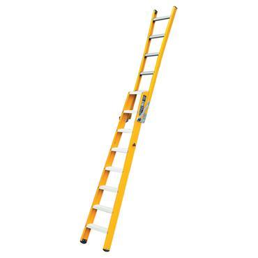 Bratts Ladders GFC Glass Fibre Combination Step Ladders