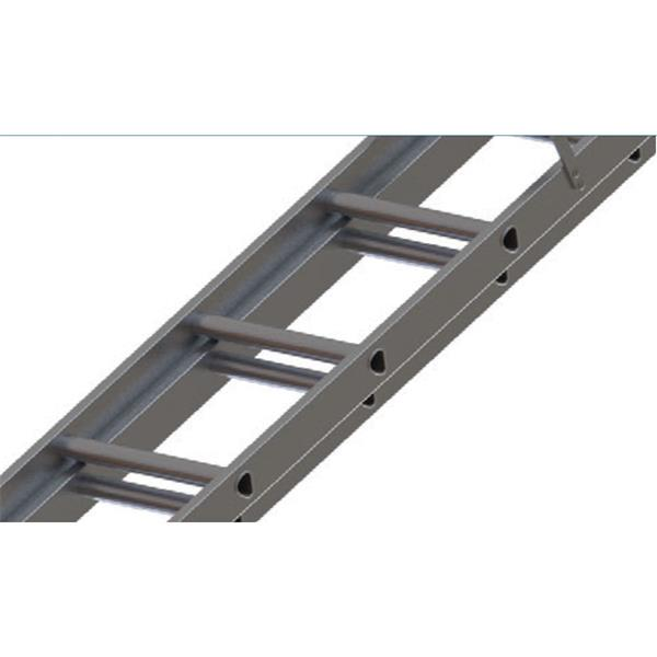 Werner Double Section Aluminium Roof Ladder available ...
