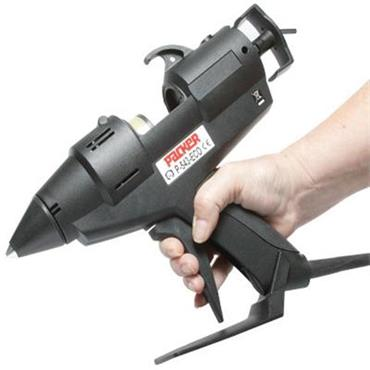 Packer Industrial Hot Melt Glue Gun and Glue Cartridges