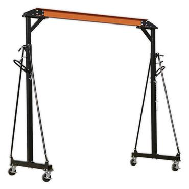Sealey SG1000 1000kg Adjustable Portable Gantry Crane