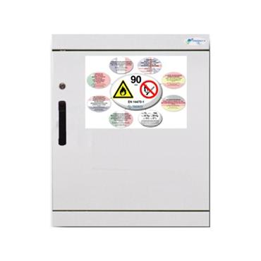 Ecosafe 791E Type 105 1 Door Under Safety Flammable Cabinet