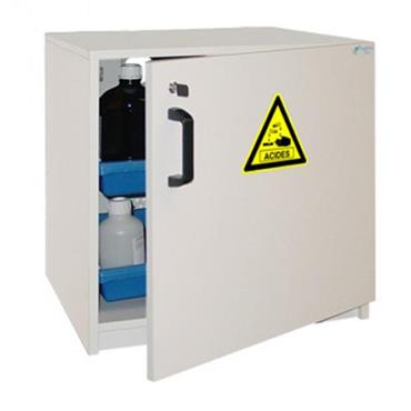 Ecosafe APC32 1 Door Underbench Melamine Safety Cabinet for Acids and Bases