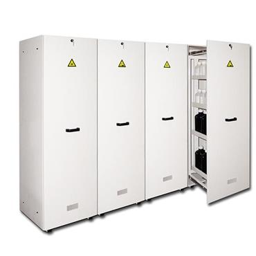 Ecosafe Multirisk Modular Compartment Flammable Cabinet