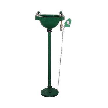 Ecosafe LP29 Pedestal Mounted Eyewash Basin