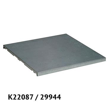 Justrite SpillSlope Steel Shelves for Cabinet