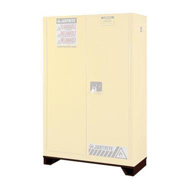 Justrite 84002 Cabinet Steel Riser Leg Frame