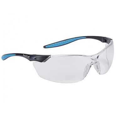 Bolle MAMPSI Mamba Safety Spectacles - Clear