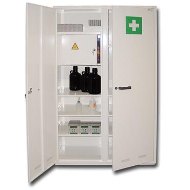 Ecosafe ASSD Steel Medical Cabinet