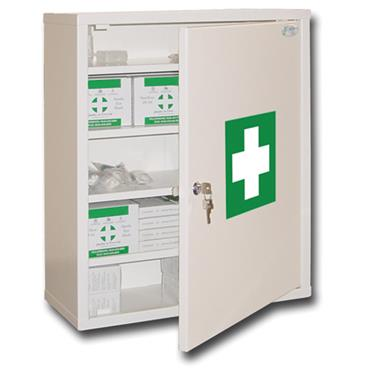 Ecosafe MF25 Wall-Mounted Medical Storage Cabinet