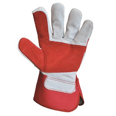 Polyco LR143DP/L Rigmaster Double Palm Rigger Gloves