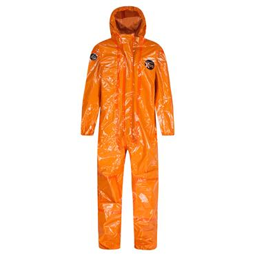 Alpha Solway X300 Limited Life Chemical Protective Coverall - Orange