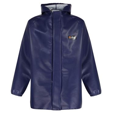 Alpha Solway Food Industry Protective Clothing Suit - Navy