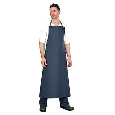Alpha Solway CHA40/36 Food Industry Chemical Protective Apron - Navy