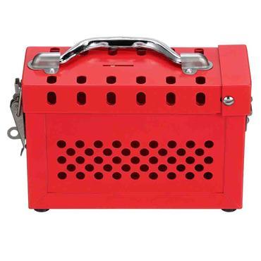 Panduit PSL-GLBN Group Lock Box Lockout Station