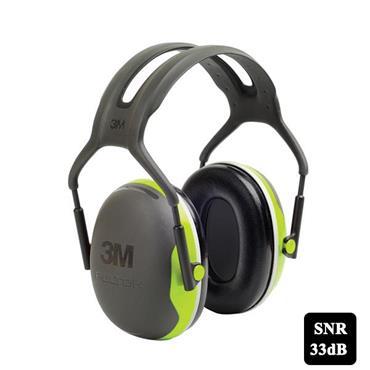 3M Peltor X4 Headband Earmuffs