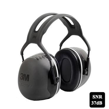 3M Peltor X5 Headband Earmuffs