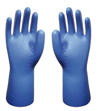 BEST 707 Nitrile Chemical Resistant Gloves Box of 25